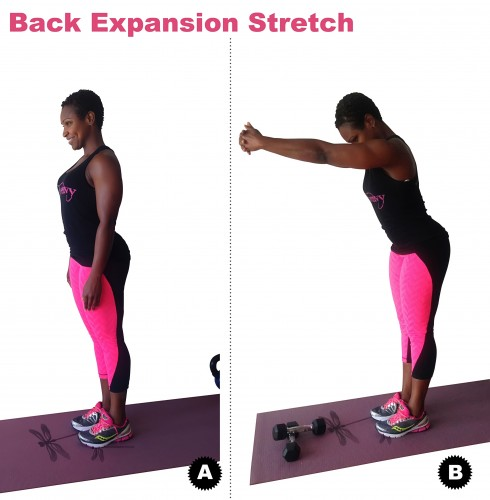 Back Expansion Stretch