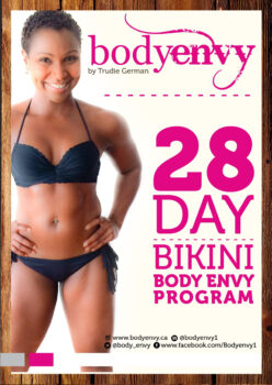 28 Day Bikini Body Envy Program